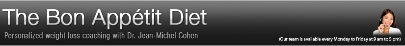 The Bon App&eacute;tit Diet with Dr. Jean-Michel Cohen